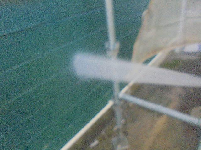 外壁水養生
