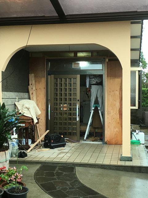岡田様ドア2