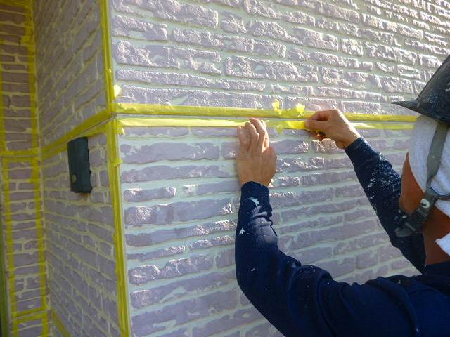 菊陽町で高耐久シーリング材を使用しシーリング工事を行いました。
