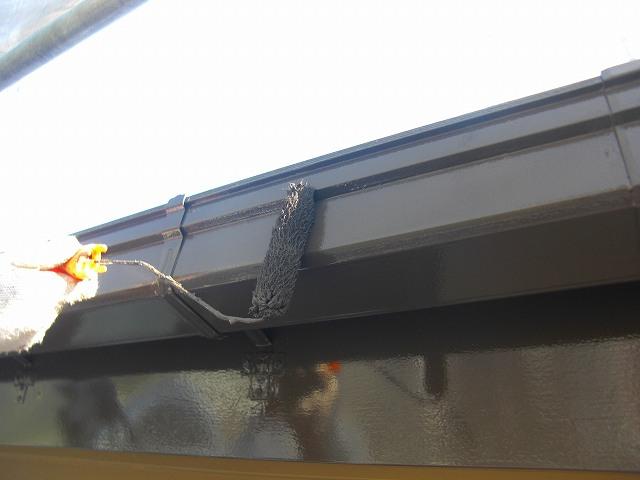 雨樋や鉄部の付帯部塗装に注意しましょう!