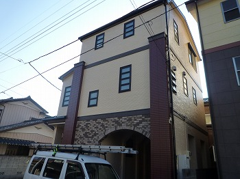 さいたま市浦和区で【アステックペイント】で外壁塗装、屋根塗装