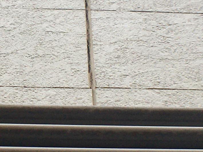 武蔵野市中町にて窯業系サイディングのお宅の調査を行いました