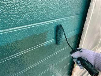 国立市富士見台にてサイディング塗装にパーフェクトトップを使用しました