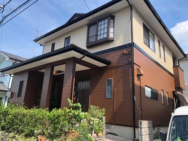 羽島市の皆様へ。弊社で行なった塗装の事例を多数ご紹介!